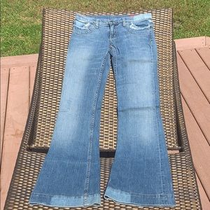 🎉SALE Express X2 Jeans with rhinestones